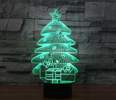 3D lamp extend your brand