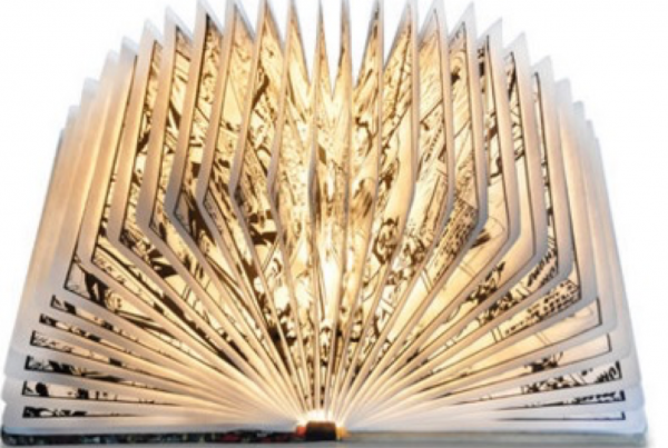 extend your brand book lamp